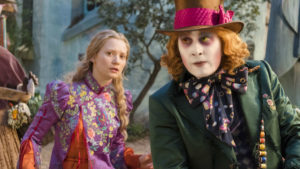Alice Through the Looking Glass (review)