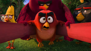 The Angry Birds Movie (review)