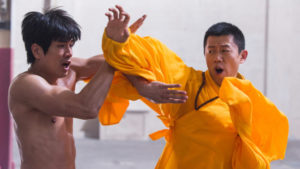 Birth of the Dragon (review)